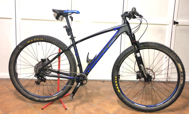 "Vendo Mtb 29"" Haibike Greed.  Bicicleta"