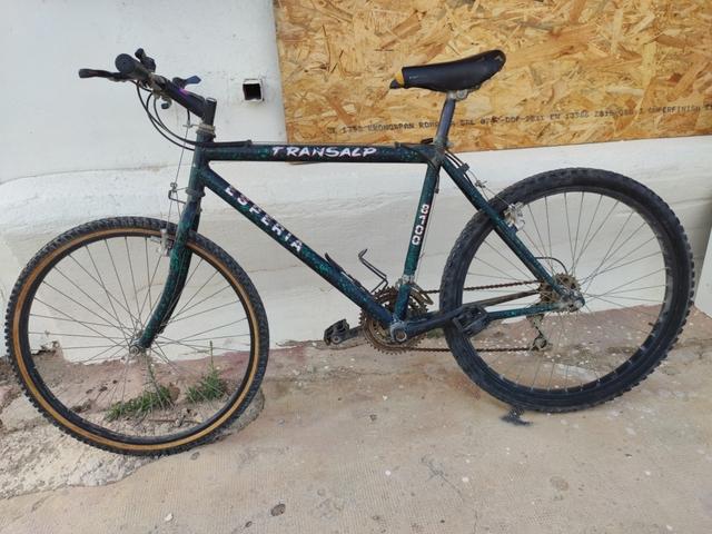 Bici Montaña Antigua 26 Pulgadas