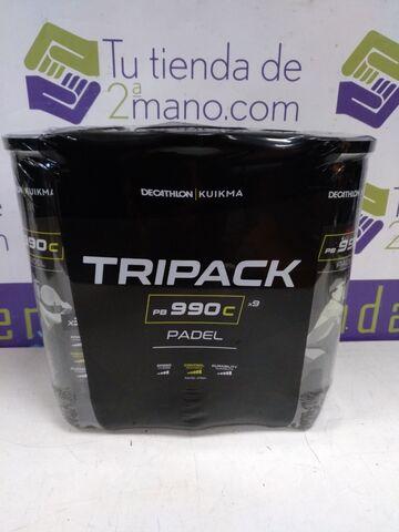 Pack Pelotas Padel Tripack Pb990C