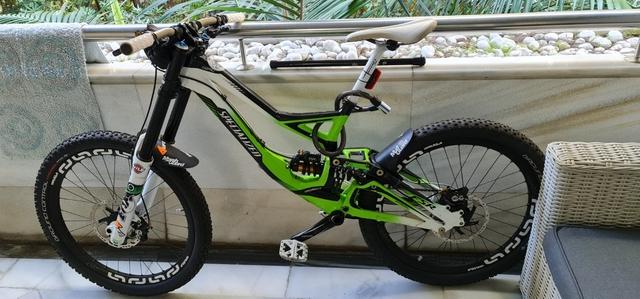 Bicicleta De Montaña Specialized Demo 8