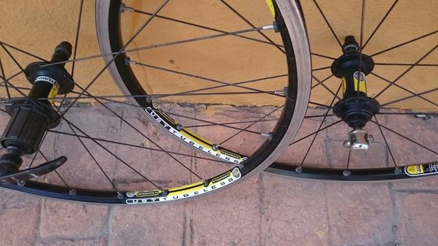 Ruedas Bicicleta 26 Mavic