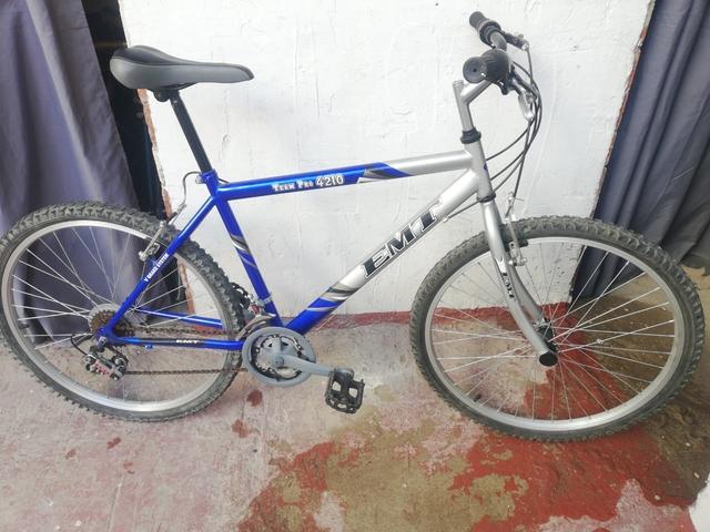 Bicicleta Emt Llanta 26 Montaña
