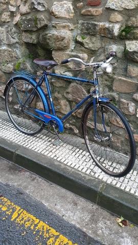 Bicicleta Antigua De Varillas Orbea