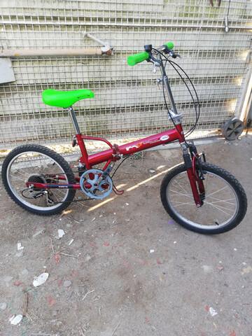 Bicicleta De Paseo Como Nueva
