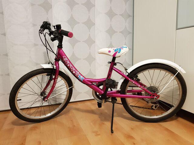Bicicleta Niña,  20\'\'
