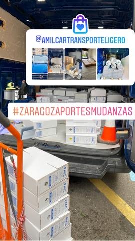 MUDANZA TRANSPORTE ZARAGOZA BARCELONA - foto 4