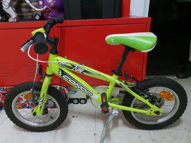 Bicicleta Conor Infantil