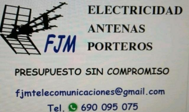 ANTENISTA,  ELECTRICISTA,  Y REPARACIONES - foto 1