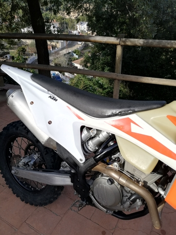 KTM - EXC 350 F - foto 1
