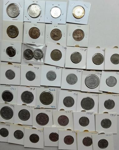 Francia. Lote 40 Monedas.  11 Conmemorat