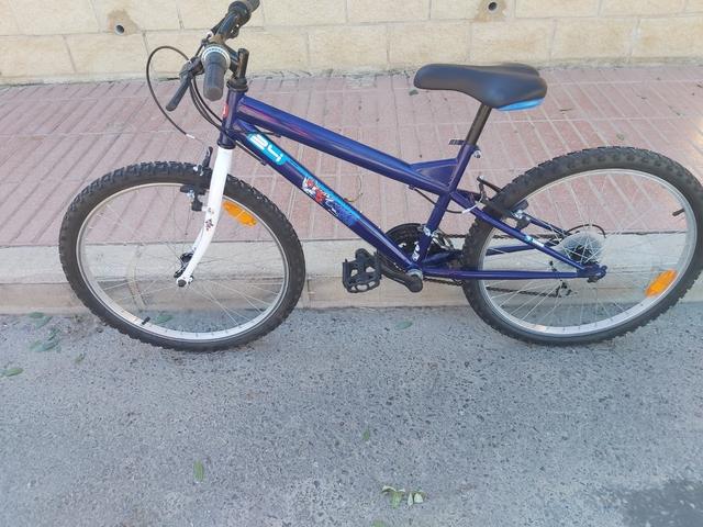 Bicicleta De Niño 24 Pulgadas