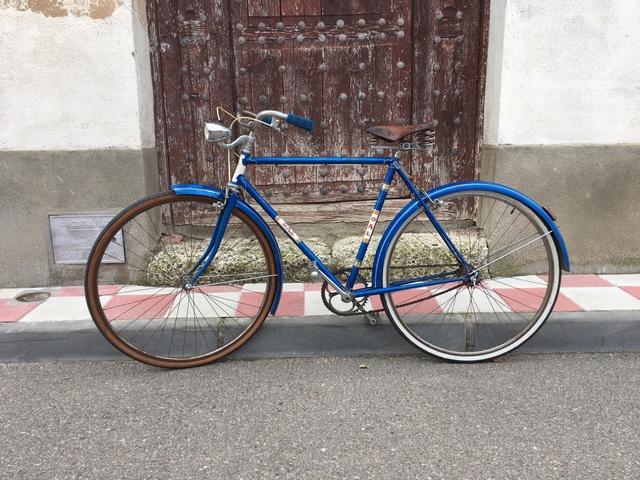 Bicicleta Clásica Dal ,  Años 70