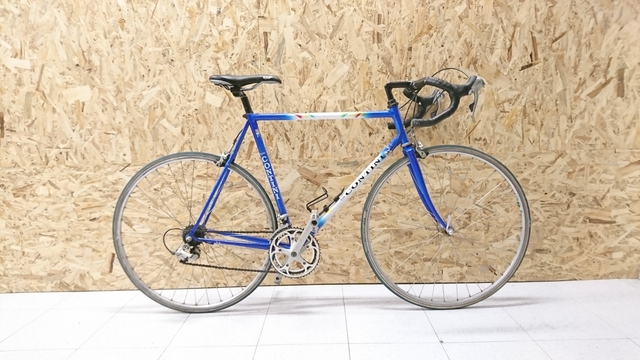 Bicicleta De Carretera Clásica Contini