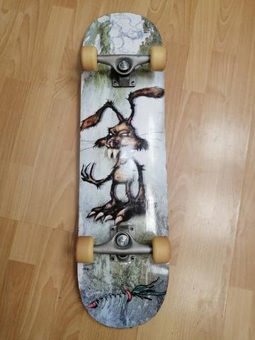 Skateboard Tijuana