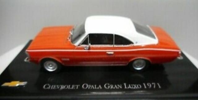 Chevrolet Opala De Luxe, Esc. 1/43
