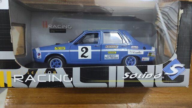 Renault 12 Gordini Rallye 1 18