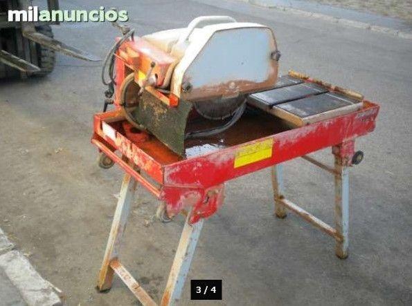 MÁQUINA DE CORTAR AZULEJOS.  - foto 3