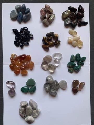 Colección De Piedras