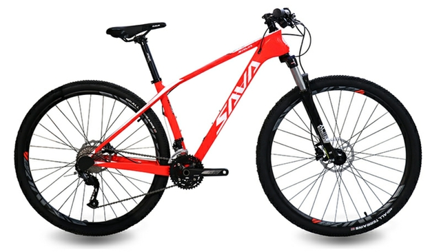 "Bicicleta Carbono Sava 29\"""