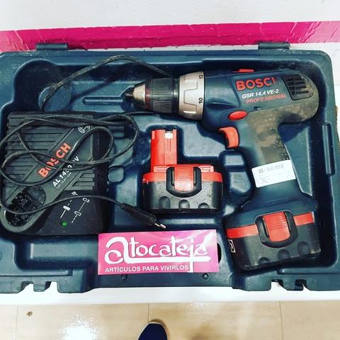 Atornillador Bosch Gsr 14, 4 Ve2