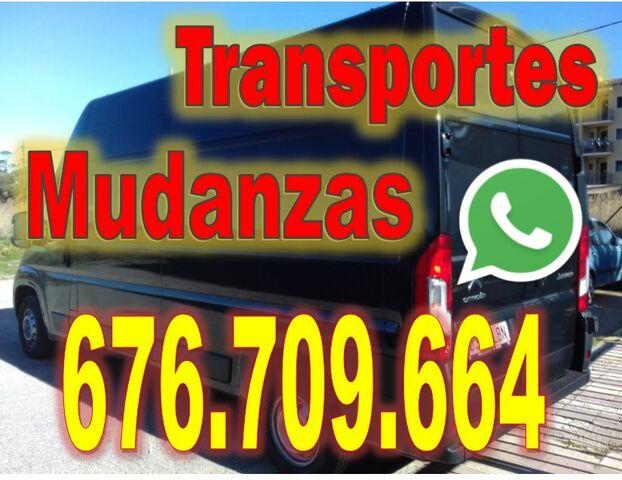 MUDANZAS SALOU///TRANSPORTISTA - foto 1
