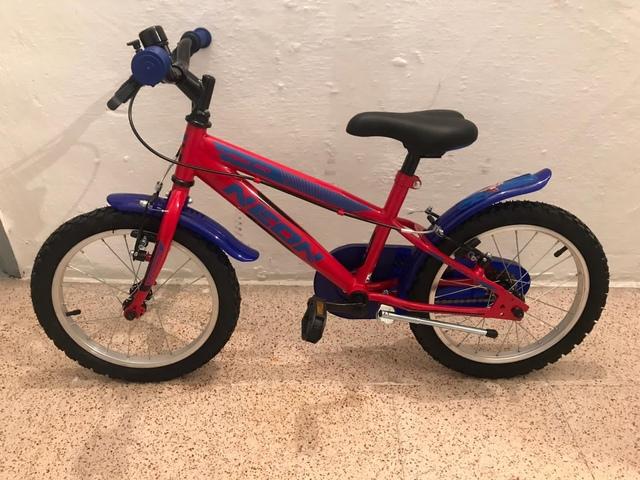 Se Vende Bicicleta Nueva De Niño