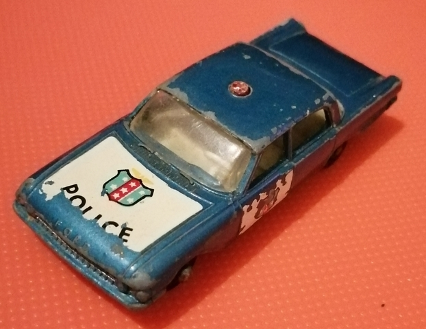 Ford Fairlane, Police, England By Lesney