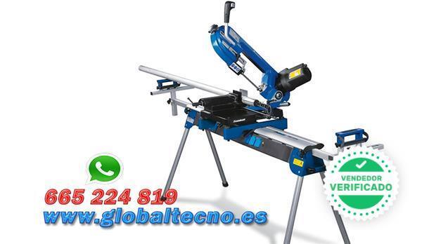 Sierra Ingletadora Metallkraft Mbs125