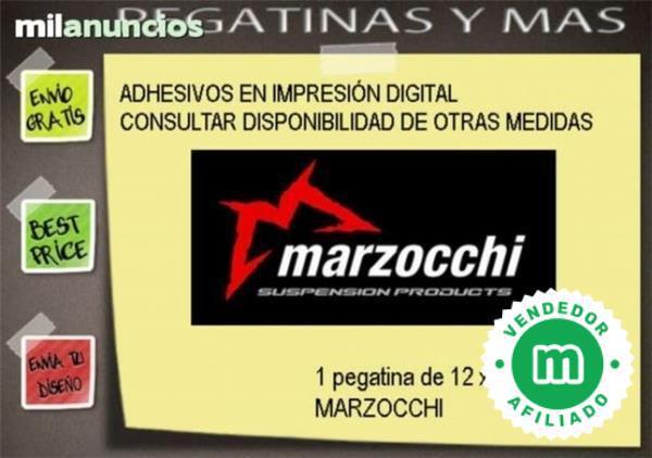 Marzocchi 380 C2R2 Estilo Tenedor Suspensión Adhesivo//Pegatinas Recambio