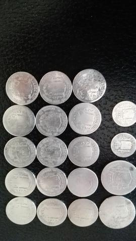 Monedas De Plata Españolas