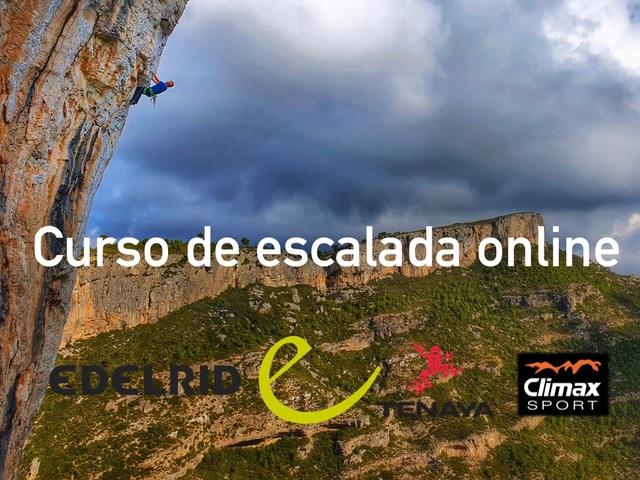 CURSO ONLINE DE ESCALADA - foto 2