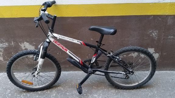 """Bicicleta Decathlon Rockrider 16\"""""""