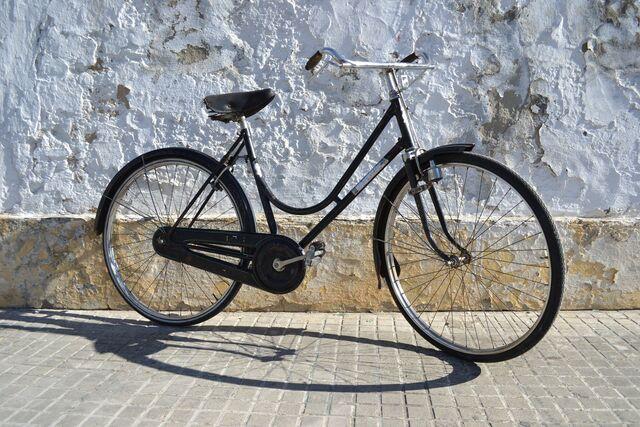 Bicicleta Varillas Italiana