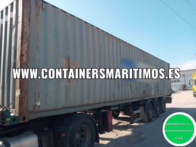 CONTENEDORES MARITIMOS 1350 EUROS - foto 3