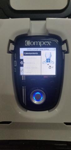 ELECTROESTIMULADOR COMPEX 8. 0 SP - foto 6