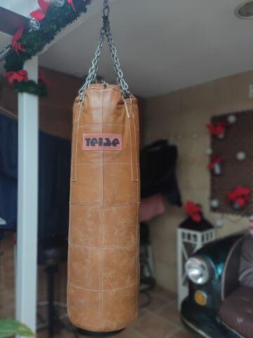 Saco Boxeo Cuero
