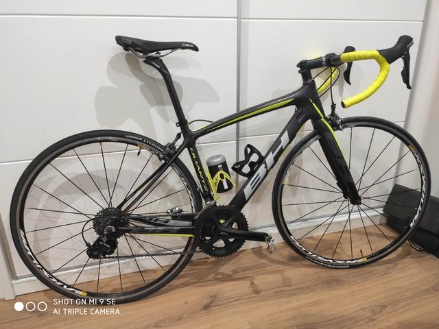 Bicicleta De Carbono Bh Quartz
