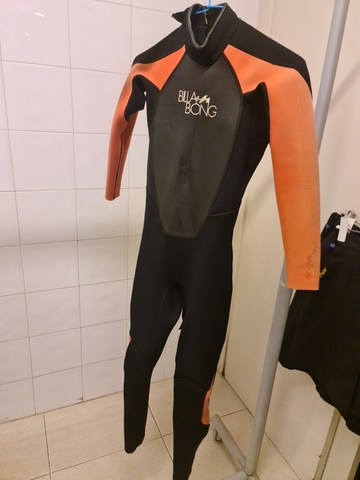 Traje Neopreno Junior