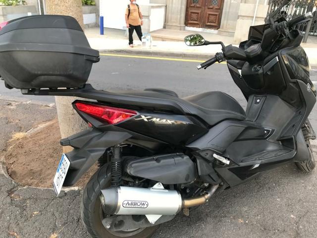 ESCAPE ARROW XMAX 400 NUEVO A ESTRENAR - foto 1
