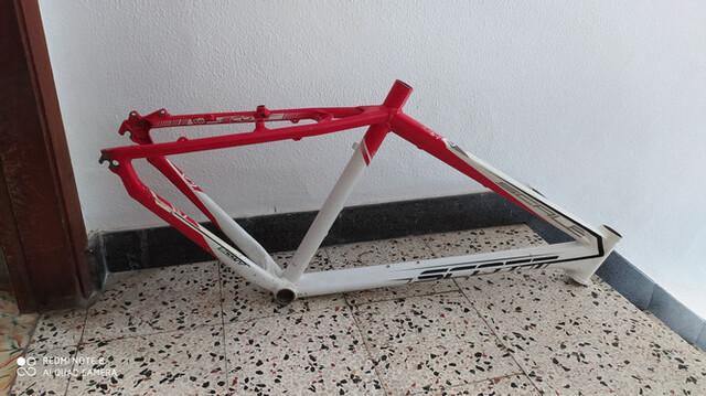 Cuadro De Bicicleta Scott