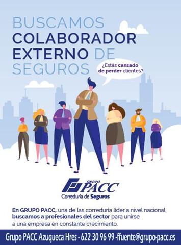 BUSCAMOS COLABORADOR EXTERNO DE SEGUROS - foto 1