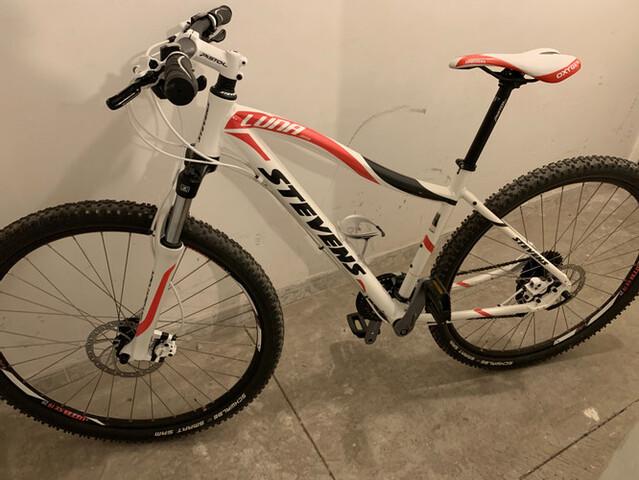 Vendo Bici Nueva Marca Stevens