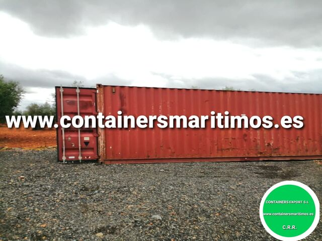 CONTENEDORES MARITIMOS 1350 EUROS - foto 8