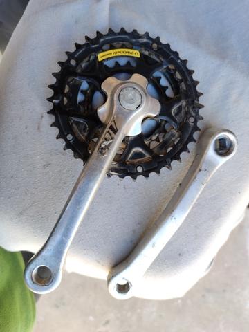 Bielas Bici Mtb Shimano Altus