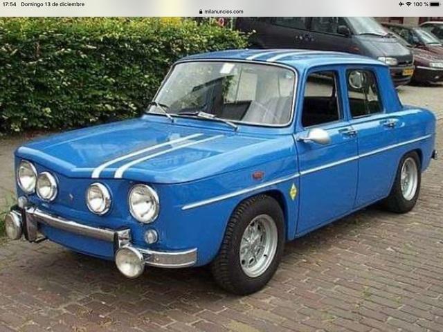 Mil Anuncios Com Compro Renault 8 Ts
