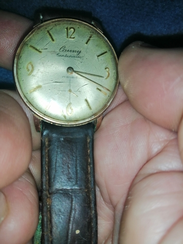 Reloj Antiguo Cauny Centenario