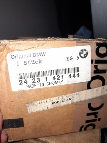 EMBRAGUE BMW E31 / E32 - foto 5