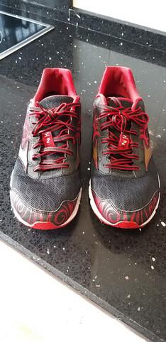 zapatillas running hombre mizuno baratas segunda mano
