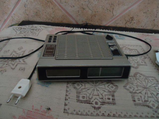 Radio Despertador Jumbo