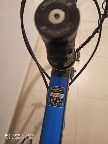 Bicicleta Megamo  Carretera De Alumini